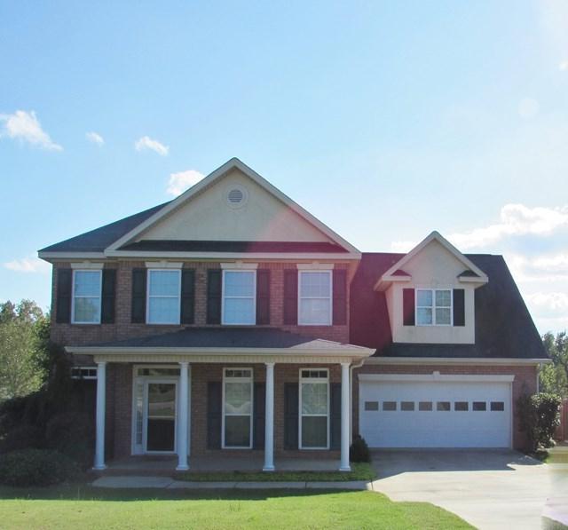 413 Richmond Street, Evans, GA 30809 (MLS #418428) :: Shannon Rollings Real Estate