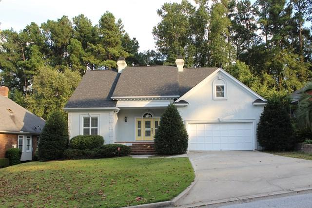 826 Park Chase Drive, Evans, GA 30809 (MLS #418434) :: Shannon Rollings Real Estate