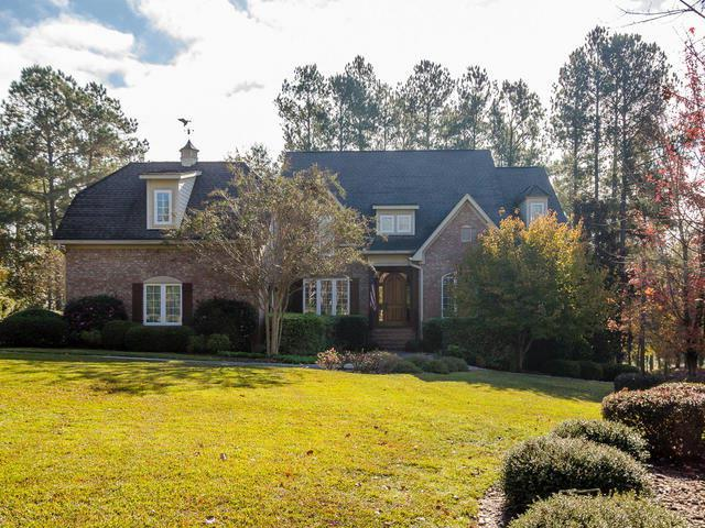 396 Forest Pines Road, Aiken, SC 29803 (MLS #418446) :: Shannon Rollings Real Estate