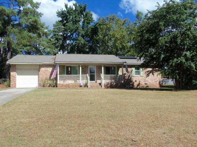 3351 Ravenwood Drive, Martinez, GA 30907 (MLS #418448) :: Southeastern Residential