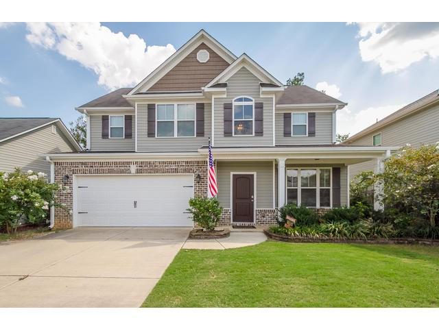 606 Shipley Avenue, Grovetown, GA 30813 (MLS #418572) :: Brandi Young Realtor®