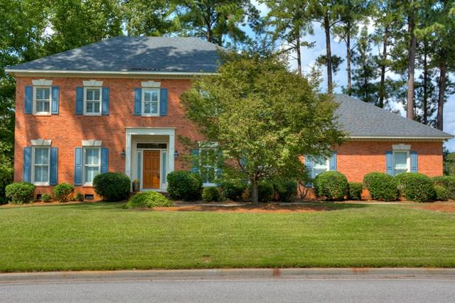 642 Fieldstone Way, Evans, GA 30809 (MLS #418604) :: Melton Realty Partners
