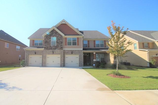 712 Burch Creek Drive, Grovetown, GA 30813 (MLS #418629) :: Brandi Young Realtor®