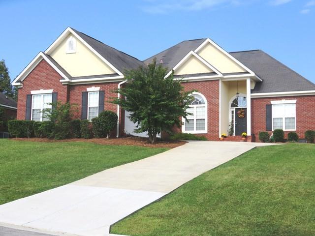 4862 Somerset Drive, Evans, GA 30809 (MLS #418680) :: Brandi Young Realtor®