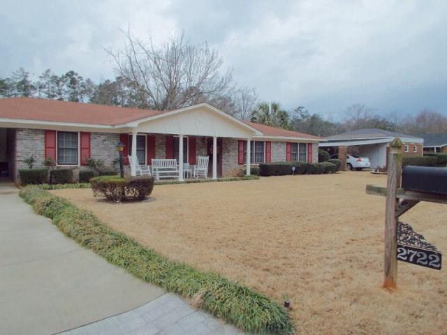 2722 Wicklow Drive, Augusta, GA 30909 (MLS #418854) :: Southeastern Residential