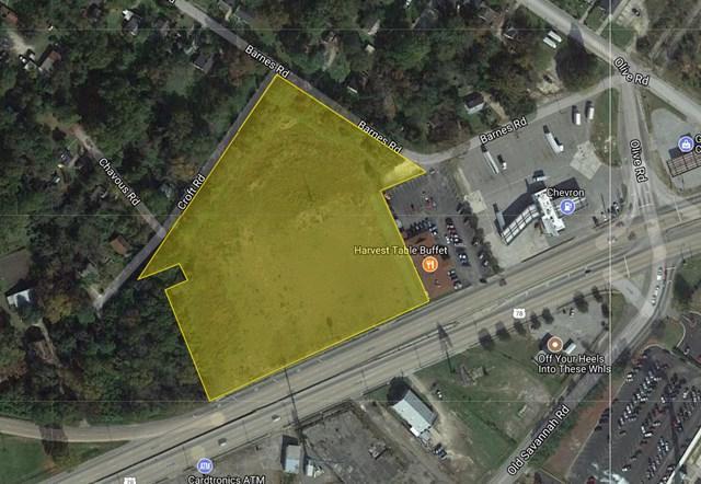 1517 Gordon Hwy, Augusta, GA 30906 (MLS #419235) :: Shannon Rollings Real Estate