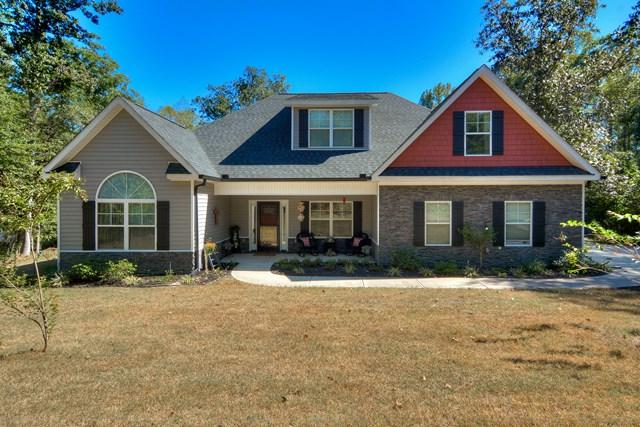 3032 Lake Norman Drive, North Augusta, SC 29841 (MLS #419660) :: Shannon Rollings Real Estate