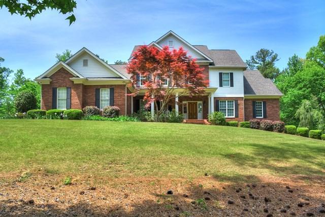 2535 Falling Branch Lane, Evans, GA 30809 (MLS #419792) :: Melton Realty Partners
