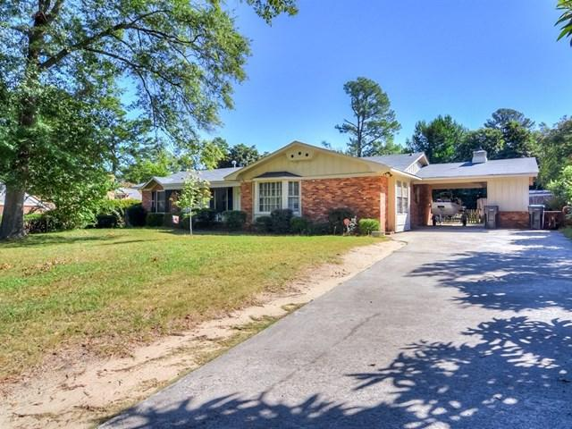 710 Montrose Court, Augusta, GA 30904 (MLS #419814) :: Brandi Young Realtor®