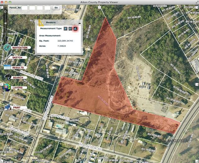 812 Edgefield Road, Belvedere, SC 29841 (MLS #419887) :: RE/MAX River Realty