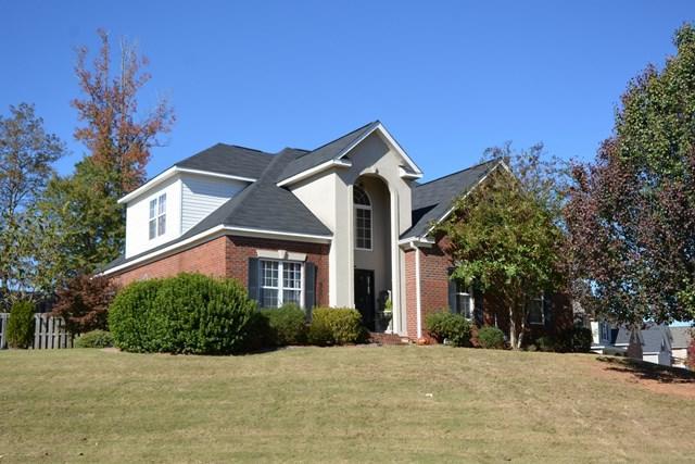 1118 Waltons Pass, Evans, GA 30809 (MLS #419990) :: Melton Realty Partners