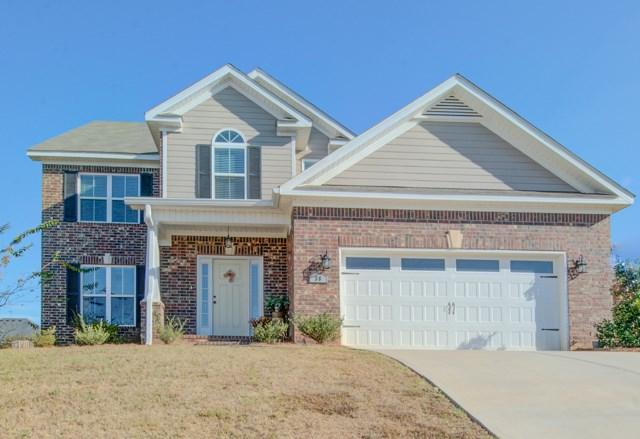 38 Blair Drive, North Augusta, SC 29860 (MLS #420095) :: Shannon Rollings Real Estate