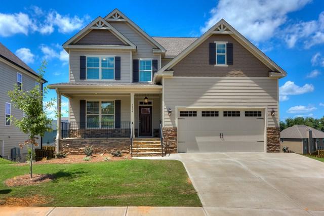 4824 Tanner Oaks Drive, Evans, GA 30809 (MLS #420356) :: Melton Realty Partners