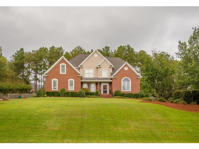 4303 Southern Pines Drive, Evans, GA 30809 (MLS #420410) :: Brandi Young Realtor®