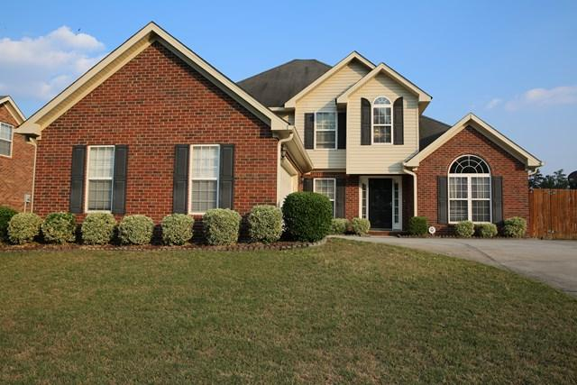 7629 Senators Ridge Drive, Grovetown, GA 30813 (MLS #420449) :: Melton Realty Partners