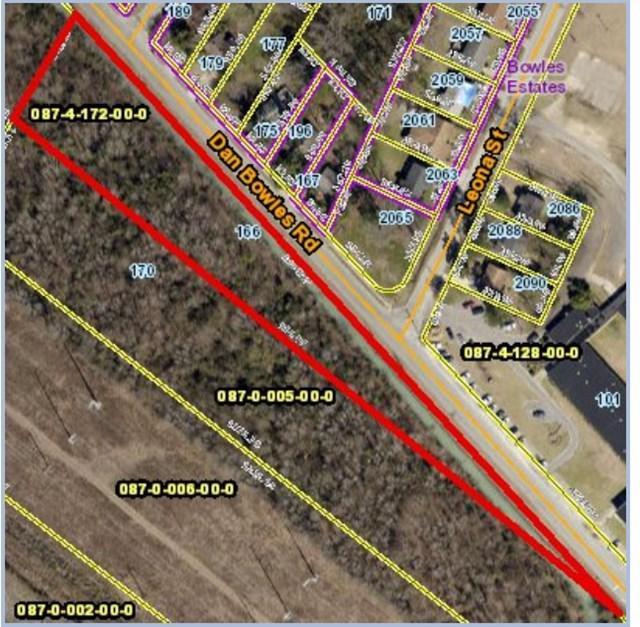 166 Dan Bowles Road, Augusta, GA 30901 (MLS #420476) :: Shannon Rollings Real Estate