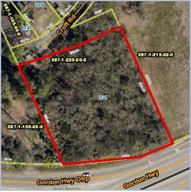 1521 Gordon Hwy, Augusta, GA 30906 (MLS #420483) :: Shannon Rollings Real Estate