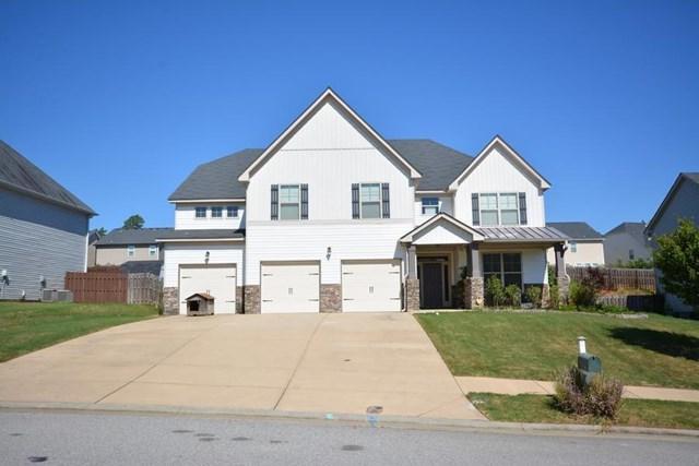 733 Gallaway Lane, Grovetown, GA 30813 (MLS #420488) :: Brandi Young Realtor®