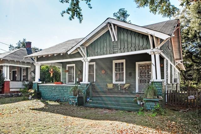 1435 Heath Street, Augusta, GA 30904 (MLS #420575) :: Brandi Young Realtor®