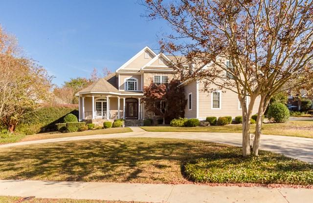 301 Long Cove Court, Martinez, GA 30907 (MLS #420606) :: Shannon Rollings Real Estate