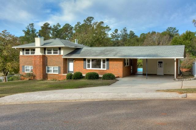 107 Horseshoe Road, North Augusta, SC 29841 (MLS #420623) :: Shannon Rollings Real Estate