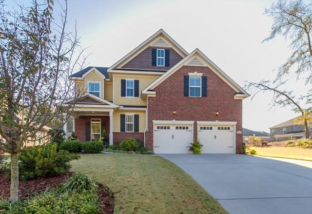 110 Blair Drive, North Augusta, SC 29860 (MLS #420624) :: Shannon Rollings Real Estate