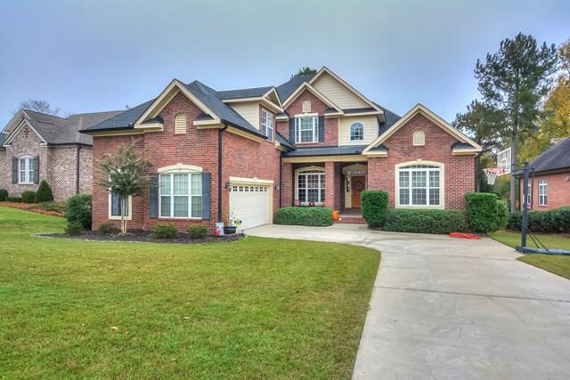 1054 Emerald Place, Evans, GA 30809 (MLS #420640) :: Brandi Young Realtor®