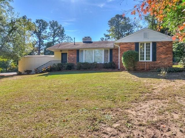 2208 Glendale Road, Augusta, GA 30904 (MLS #420650) :: Shannon Rollings Real Estate