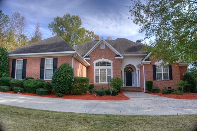 3512 Greenway Drive, Evans, GA 30809 (MLS #420711) :: Melton Realty Partners