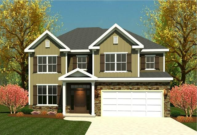 553 Bunchgrass Street, Evans, GA 30809 (MLS #420721) :: Brandi Young Realtor®