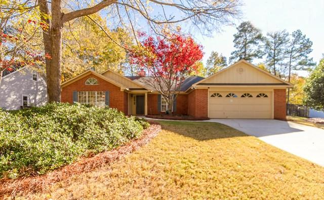 4582 Mulberry Creek Drive, Evans, GA 30809 (MLS #420764) :: Brandi Young Realtor®