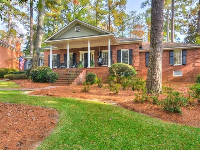 3114 Natalie Circle, Augusta, GA 30909 (MLS #420780) :: Shannon Rollings Real Estate
