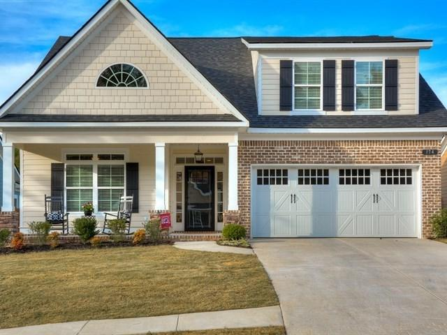 174 Broxten Drive, North Augusta, SC 29860 (MLS #420787) :: Shannon Rollings Real Estate