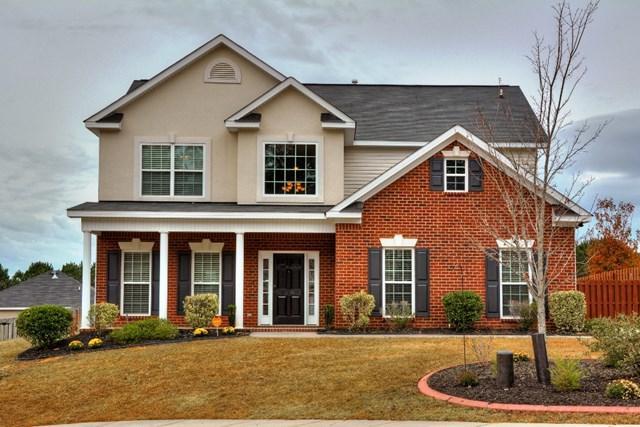 684 Ventana, Evans, GA 30809 (MLS #420807) :: Shannon Rollings Real Estate