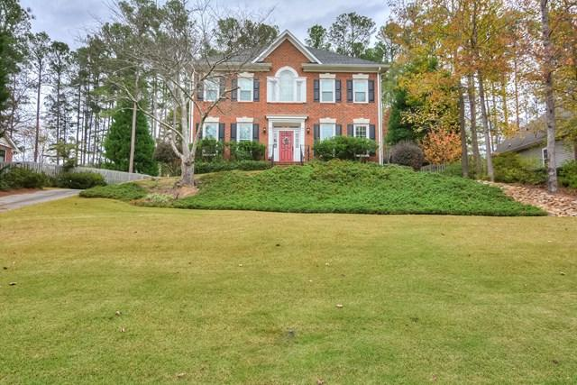 935 Deercrest Circle, Evans, GA 30809 (MLS #420809) :: Brandi Young Realtor®