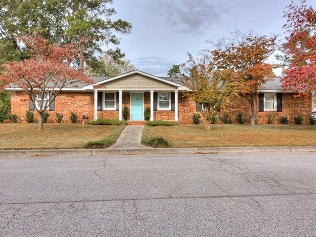 245 Almon Drive, Martinez, GA 30907 (MLS #420814) :: Shannon Rollings Real Estate