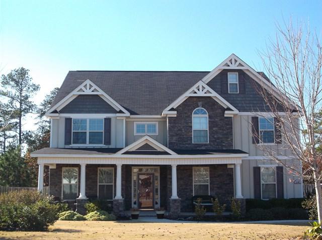 3007 Haynes Station Drive, Augusta, GA 30909 (MLS #420823) :: Brandi Young Realtor®