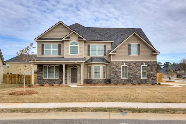 3558 Patron Drive, Grovetown, GA 30813 (MLS #420933) :: Melton Realty Partners