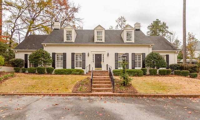 802 Camellia Road, Augusta, GA 30909 (MLS #421133) :: Melton Realty Partners