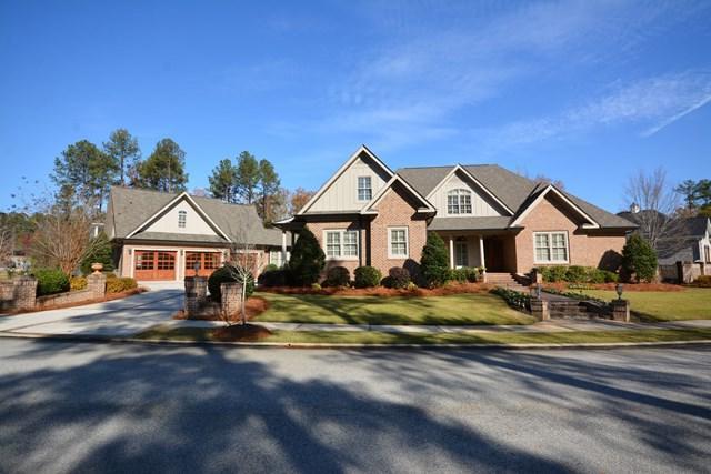 742 Bishops Circle, Evans, GA 30809 (MLS #421178) :: Natalie Poteete Team