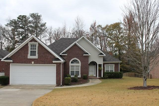 433 Wade Plantation Drive, Martinez, GA 30907 (MLS #421205) :: Melton Realty Partners