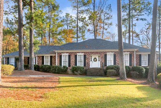 3504 Saint Andrews Way, Augusta, GA 30907 (MLS #421255) :: Brandi Young Realtor®
