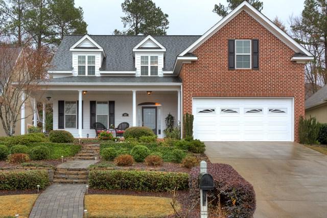 827 Willow Lake, Evans, GA 30809 (MLS #421268) :: Brandi Young Realtor®