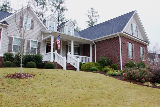 133 Oakbrook Drive, North Augusta, SC 29860 (MLS #421288) :: Melton Realty Partners