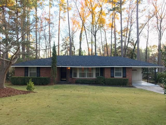3110 Trafalgar Drive, Augusta, GA 30909 (MLS #421307) :: Melton Realty Partners