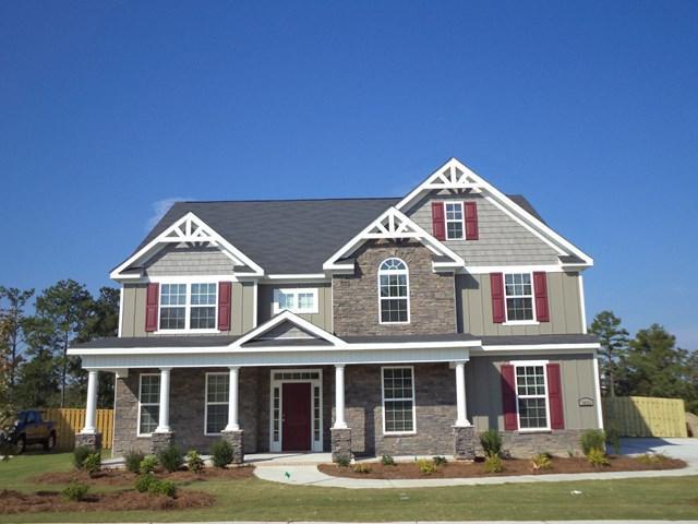 3033 Haynes Station Drive, Augusta, GA 30909 (MLS #421315) :: Melton Realty Partners