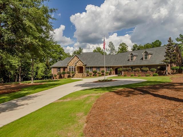 140 Oak Valley Lane, Aiken, SC 29803 (MLS #421343) :: Melton Realty Partners