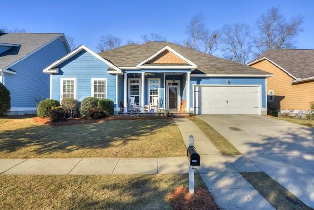 2078 Magnolia Pkwy, Grovetown, GA 30813 (MLS #421347) :: Melton Realty Partners