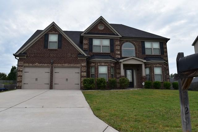3429 Covington Court, Augusta, GA 30909 (MLS #421360) :: Melton Realty Partners