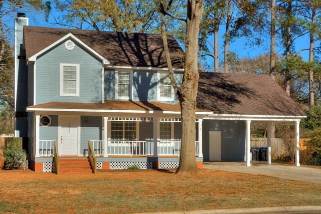 2445 Deodara, Augusta, GA 30904 (MLS #421361) :: Melton Realty Partners